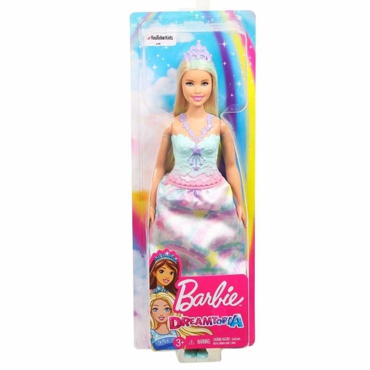 Lelle Mattel Barbie Dreamtopia Princess FXT13