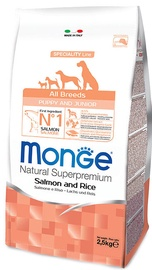 Monge Speciality Line Puppy Salmon & Rice 2.5kg
