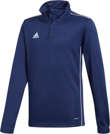 Adidas Core 18 Training Top JR CV4139 Dark Blue 128cm