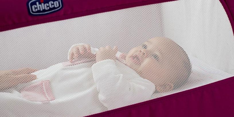Bērnu gulta Chicco Next2Me Beige, 93x69 cm