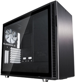 Fractal Design Define R6 Black Tempered Glass ATX FD-CA-DEF-R6-BK-TG