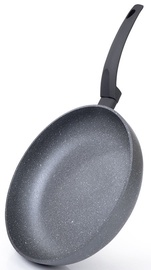 Fissman Grey Stone Deep Frying Pan 28cm