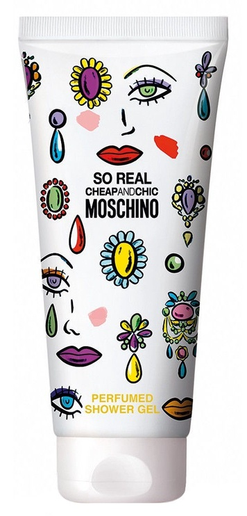 Moschino So Real Cheap & Chic Shower Gel 200ml