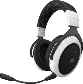 Ausinės Corsair HS70 Wireless Gaming Headset White