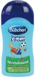 Bubchen Shampoo & Shower Gel Sport And Fun 50ml 12269902