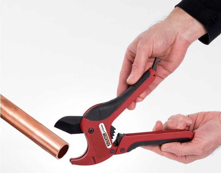 Kreator HQ Plastic Pipe Cutter 42mm