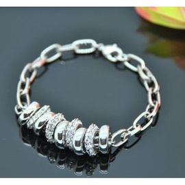 Vincento Bracelet With Zirconium Crystal CB-2033