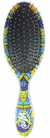 Wet Brush Pro Original Detangler Classic 1pcs Blue Mosaic