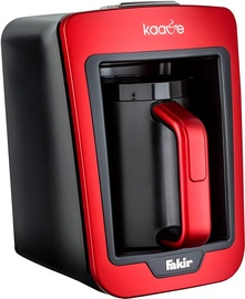 Fakir Kaave Mocha Machine Red/Black