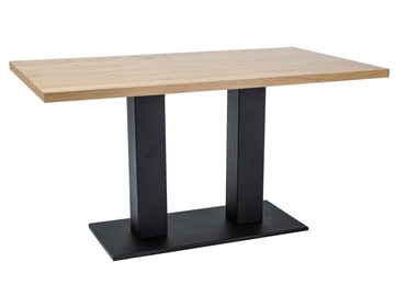 Pusdienu galds Signal Meble Sauron, 1500x900x780 mm