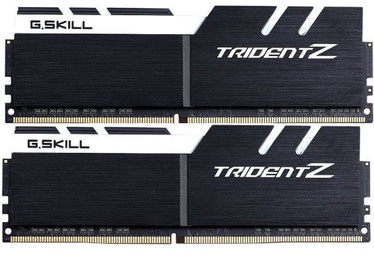 G.SKILL Trident Z Black/White 16GB 3600MHz CL17 DDR4 KIT OF 2 F4-3600C17D-16GTZKW