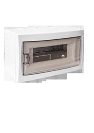 Virštinkinė automatinių jungiklių dėžutė Mutlusan, 12 modulių