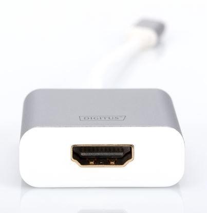 Digitus Aluminium Adapter HDMI / USB
