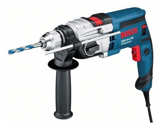 Bosch GSB 19-2 RE Impact Drill with Accessories