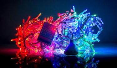 EV LED 300 Rain Multi Color 14m
