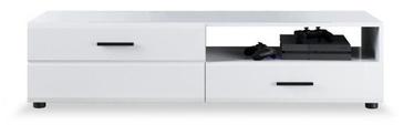 Tuckano Canada TV Stand 1400x350x450mm White