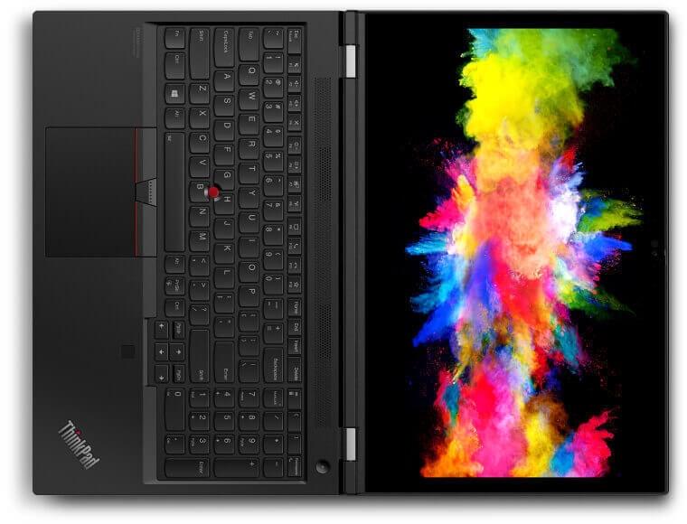 """Klēpjdators Lenovo ThinkPad P P15 Gen1 Black 20ST0062MH Intel® Core™ i7, 16GB/512GB, 15.6"""""""