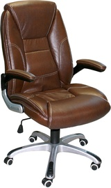 Home4you Office Chair Clark Brown 27607