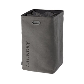Aquanova Evora Laundry Bin 112l Grey