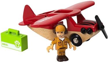 Brio World Safari Airplane 33963