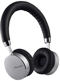 Ausinės Pioneer SE-MJ561BT Bluetooth Headphones Silver