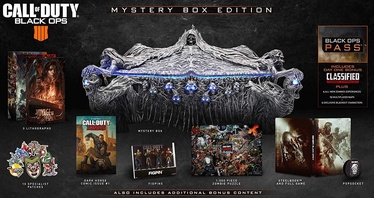 Call of Duty: Black Ops 4 Mystery Box Collector's Edition PS4
