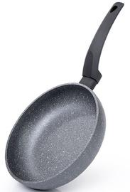 Fissman Grey Stone Deep Frying Pan 20cm