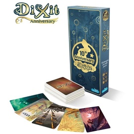 Stalo žaidimo Dixit papildymas Kadabra Anniversary, nuo 8 m