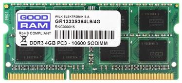 Goodram 4GB DDR3 PC12800 CL11 SO-DIMM GR1600S3V64L11/4G