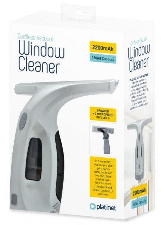 Platinet PRWC2200 Window Cleaner White