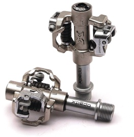 Xpedo M-Force 3 MTB Clipless Pedal Silver