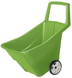 Prosperplast Load & Go III Wheelbarrow Green