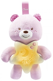 Chicco First Dreams Goodnight Bear Pink 91561