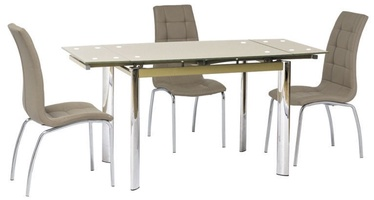 Signal Meble Table GD-019 Beige