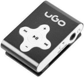 Музыкальный проигрыватель Natec UGO UMP-1022, черный, - ГБ