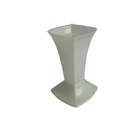 Lamela Vase 39cm White