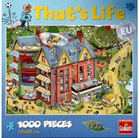 Goliath Thats Life Puzzle Hospital 1000pcs