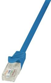 LogiLink Patchcord CAT 5e UTP 0.25m Blue
