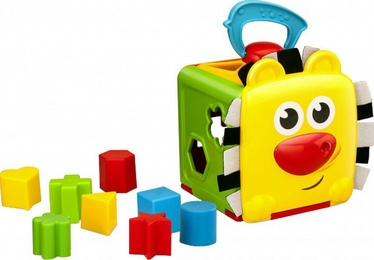 Blue Box Jungle Buddy Shape Sorter 004844