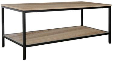 Signal Meble Meris L1 TV Table Oak/Black