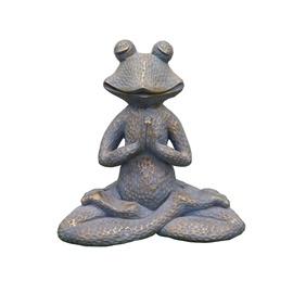 Keramikas dekorācija SN Decorative Statue Frog 37x20x36cm