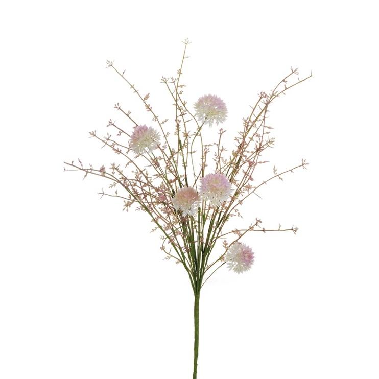 Букет искусственных цветов Artificial Flowers 80-337825 White