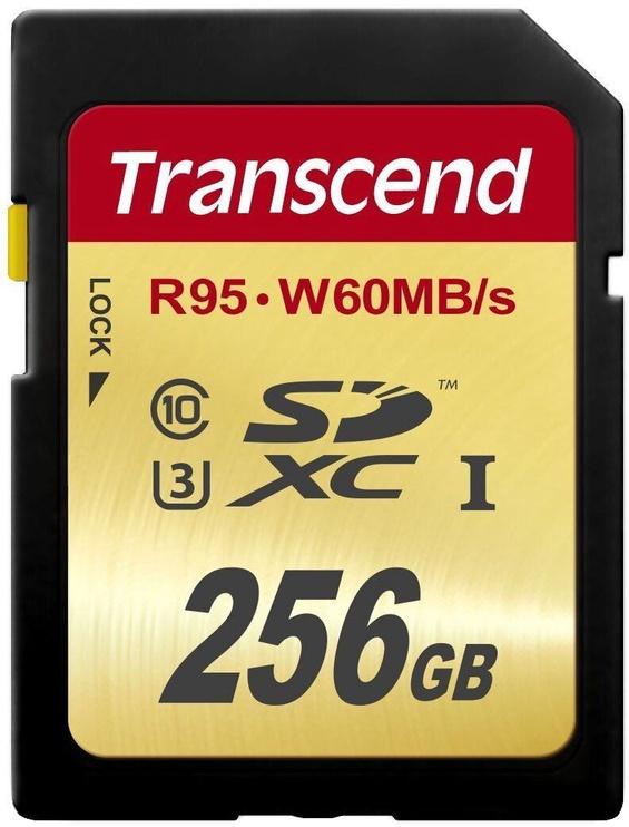 Transcend R95 SDXC 256GB UHS-I Class 10 TS256GSDU3