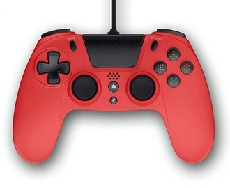 Gioteck VX4 Premium Controller Wired Red