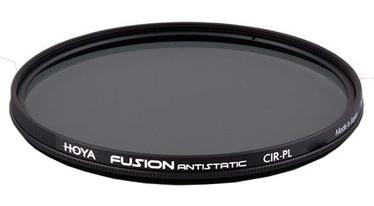 Hoya Fusion Antistatic Cir-PL Filter 62mm