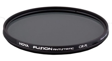 Hoya Fusion Antistatic Cir-PL Filter 62mm