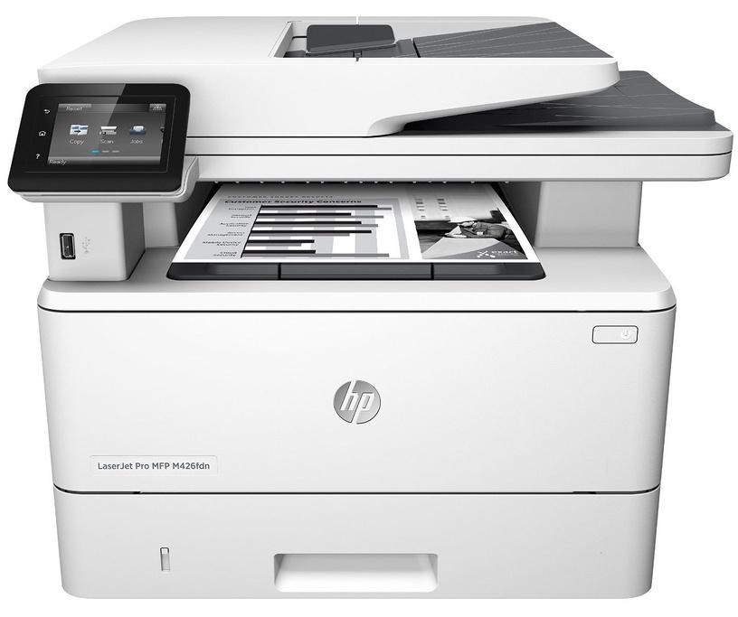 Daugiafunkcis spausdintuvas HP MFP M426fdn, lazerinis