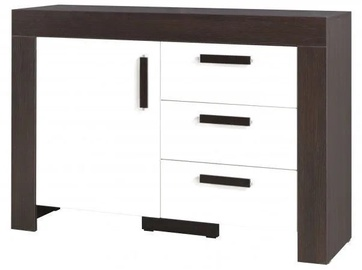 MN Cezar REG11 Chest Of Drawers Milano/White
