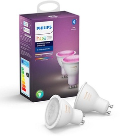 Lambipirn Philips, led, GU10, 5.7 W, 350 lm