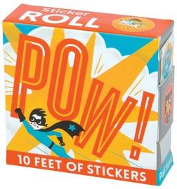 Mudpuppy Superhero Sticker Roll